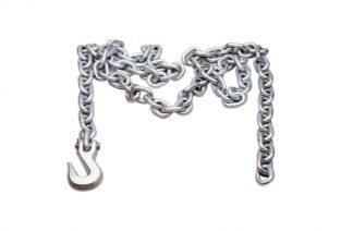 Tempimo grandinė su kabliu