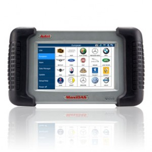 DIAGNOSTINĖ SISTEMA AUTEL MAXIDAS DS708