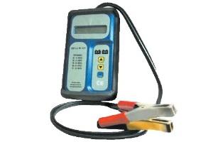 Akumuliatorinių baterijų testeris