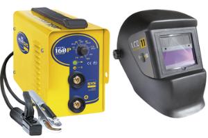 Inverterinis suvirinimo aparatas GYSMI 160P