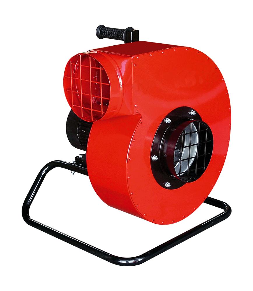 Nešiojami išcentriniai ventiliatoriai WPA-P/N