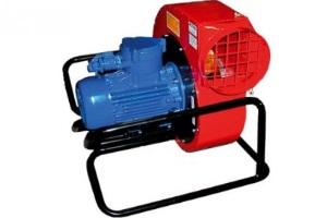 Nešiojamas išcentrinis ventiliatorius sprogiai aplinkai WPW-3/Ex
