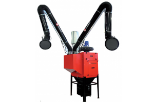 Dulkių filtravimo ventiliacinis įrenginys STRONG-2000
