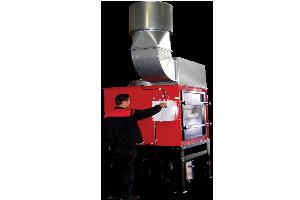 Oro nutraukimo filtravimo įrenginiai UFO-4-M/N