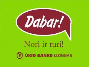 """UAB """"Ūkio banko lizingas"""""""