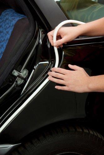 Automobilio apsauga dažymo darbams