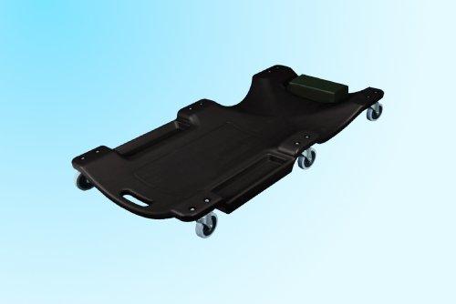 Mechanikų vežimėlis su įrankių laikymo dėžute