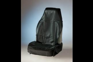 Sintetinės odos sėdynės užvalkalas