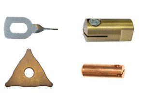 Priedai mechaniniams skardos tiesinimo įrenginiams, GYS