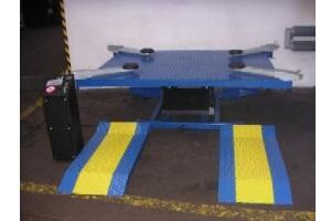 Hidraulinis žirklinis keltuvas - platforminis