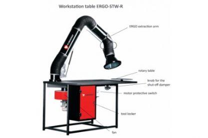 Suvirinimo stalas ERGO- STW- R (F)